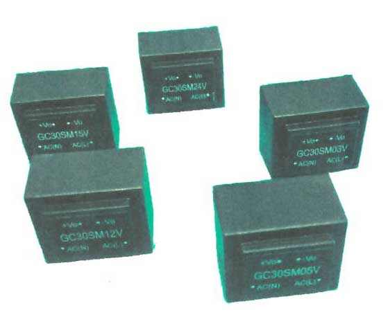Trasformatori DC in BOX EI30